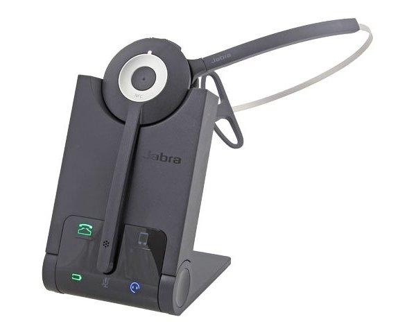 Jabra PRO 935 Dual Connectivity: Bluetooth Headset für PC und mobile Endgeräte