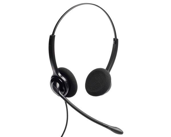 AxTel MS2 Duo USB Headset MS Lync zertifiziert