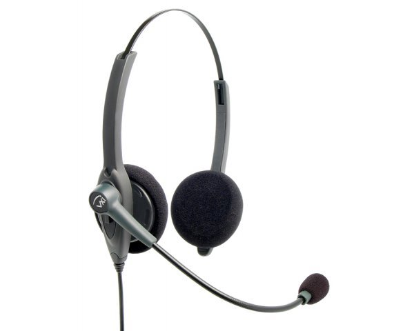 VXi Passport 21P DC Binaural