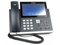 Yealink SIP-T48G SIP-IP-Telefon PoE High End Lync/Skype Business Edition
