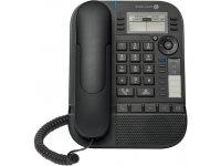 Alcatel-Lucent 8018 DeskPhone - VoIP-Telefon - SIP - Schwarz