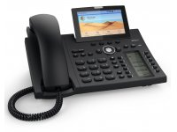 Snom D385 VoIP Telefon (SIP), ohne Netzteil