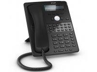 Snom D725 VoIP Telefon, Schwarz