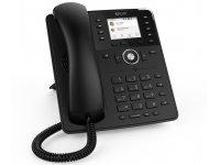 Snom D735 VoIP Telefon, Schwarz