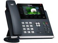 Yealink SIP-T46S MS Skype SIP-IP-Telefon PoE Business, ohne Netzteil