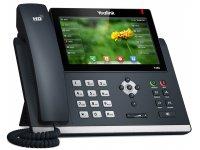 Yealink SIP-T48S MS Skype SIP-IP-Telefon PoE Business, ohne Netzteil