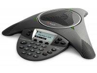Polycom SoundStation IP 6000 (SIP) Konferenzsystem inklusive Netzteil