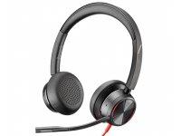Poly Blackwire 8225-M ANC-Headset binaural, USB-C