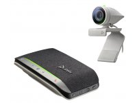 Poly Studio P5 USB HD Webcam Bundle mit Sync 20