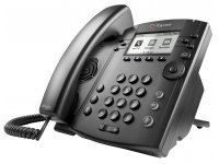 Poly | Polycom VVX 310 6-line Desktop Telefon Gigabit Ethernet und HD Voice-Technologie