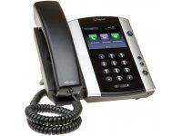 Poly | Polycom VVX 501 12-line Business Media Phone w HD Voice, PoE